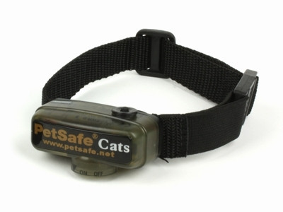 Petsafe Deluxe Cat Fence Receiver Collar Pcf 275 19