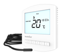 Digital Programmable Thermostat c/w Air & Floor Sensor - 16A