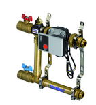 Uponor Fluvia T VPG-10 with actuator