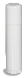 1/2 oz Lip Balm Round Tube with Cap - TUBE5