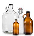 Beverage Bottles, Growlers, Jugs