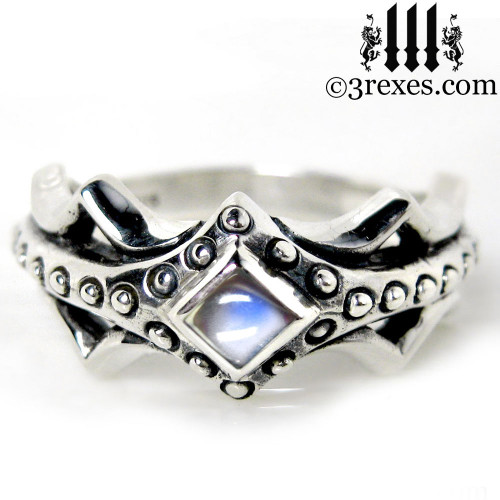 Fairy Princess Ring 3 Rexes Jewelry