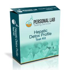 Hepatic Detox Profile Kit