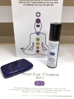 (6th) - Third Eye Chakra Roller Ball - Vision
