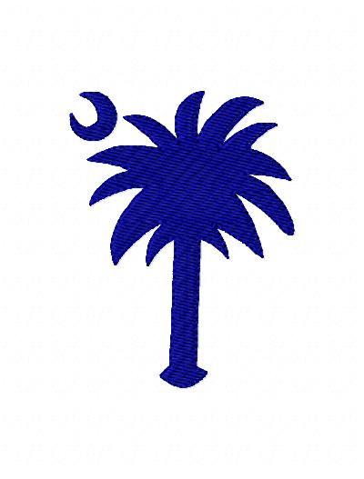 Symbol Of South Carolina  Letters