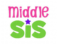 Middle Sis Sister