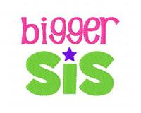 Bigger Sis Sister
