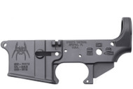 SPIKE'S TACTICAL AR-15 STRIPPED LOWER RECEIVER WITH SPIDER LOGO