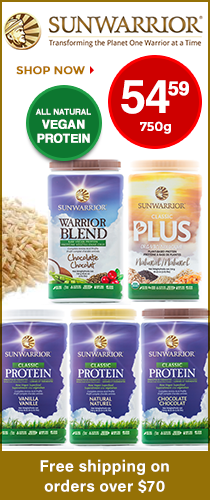 Sunwarrior Protein Sale 750g - $54.59