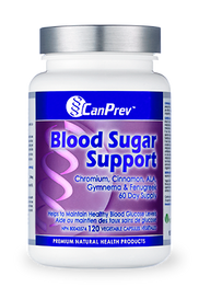 CanPrev Blood Sugar Support (120 veg caps)