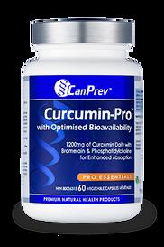 CanPrev Curcumin-Pro (60 veg caps)