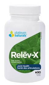 Platinum Naturals Relev-X (90 softgels)