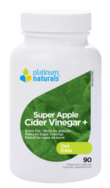 Platinum Naturals Super Apple Cider Vinegar Diet (90 caps)
