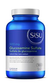 SISU Glucosamine Sulfate Sodium Free (180 caps)