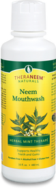Theraneem Mouthwash Mint (480 mL)