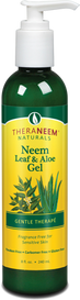 Theraneem Neem Leaf & Aloe Gel Soothing (240 mL)