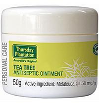 Thursday Plantation Tea Tree Antiseptic Ointment with Vitamin E (50 g)