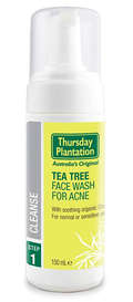 Thursday Plantation Tea Tree Face Wash (150 ml)