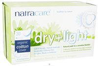 Natracare Dry & Light Pads (20 individually wrapped)