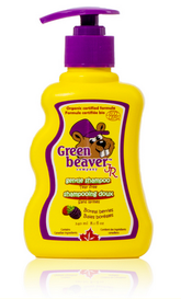 Green Beaver Junior Gentle Shampoo (240 mL)