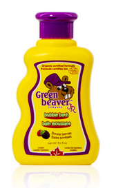 Green Beaver Junior Bubble Bath (240 mL)