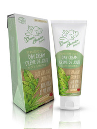 Green Beaver Sensitive Aloe Day Cream (120 mL)