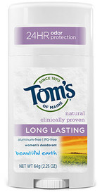 Toms Deodorants 64 g (Choose Scent)