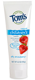 Toms Children's Silly Strawberry Toothpaste (85 mL)