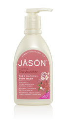 Jason Invigorating Rosewater Body Wash (887 mL)