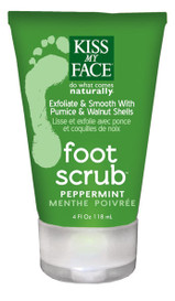 Kiss my Face Foot Scrub Peppermint (118 mL)