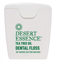 Desert Essence Dental Floss (50 yards)