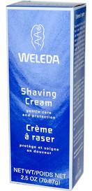 Weleda Shaving Cream (2.5 oz)