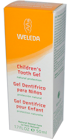 Weleda Children's Tooth Gel (50 mL)