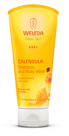 Weleda Calendula Shampoo And Body Wash (200 ml)