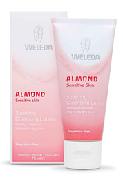 Weleda Almond Soothing Cleansing Lotion (75 ml)