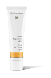 Dr.Hauschka Rose Day Cream Light (30 mL)