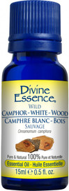 Divine Essence Camphor White Wood Wild (15 ml)
