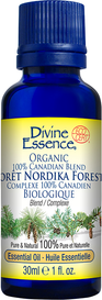 Divine Essence Nordika Forest-Blend Organic (30 ml)