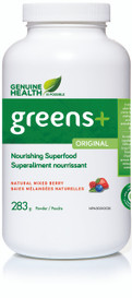 Genuine Health Greens+ Mixed Berry (283 g)