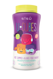 SISU U-Cubes Multivitamin (120 gummies)