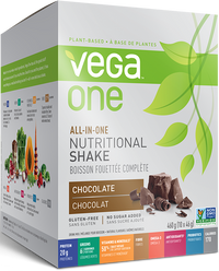 Vega One Nutritional Shake Chocolate (10 x 46g)