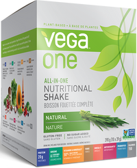 Vega One Nutritional Shake Natural (10 x 39g)