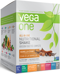 Vega One Nutritional Shake Vanilla Chai (10 x 40g)