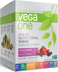 Vega One Nutritional Shake Berry (10 x 42g)