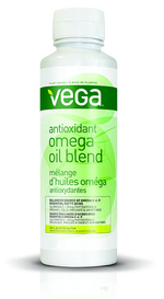 Vega Antioxidant Omega Oil Blend Liquid (250 mL)