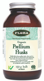 Flora Psyllium Husks (150 g)