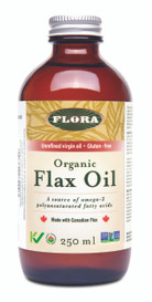 Flora Organic Flax Oil (250 mL)