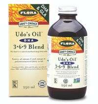 Udo's Oil DHA 369 Blend (250 mL)