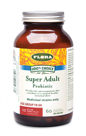 Udo's Choice Super Adult Probiotic (60 veg caps)