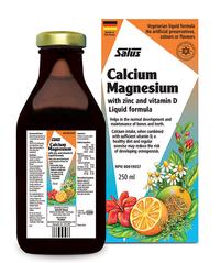 Salus Calcium Magnesium (250 mL)